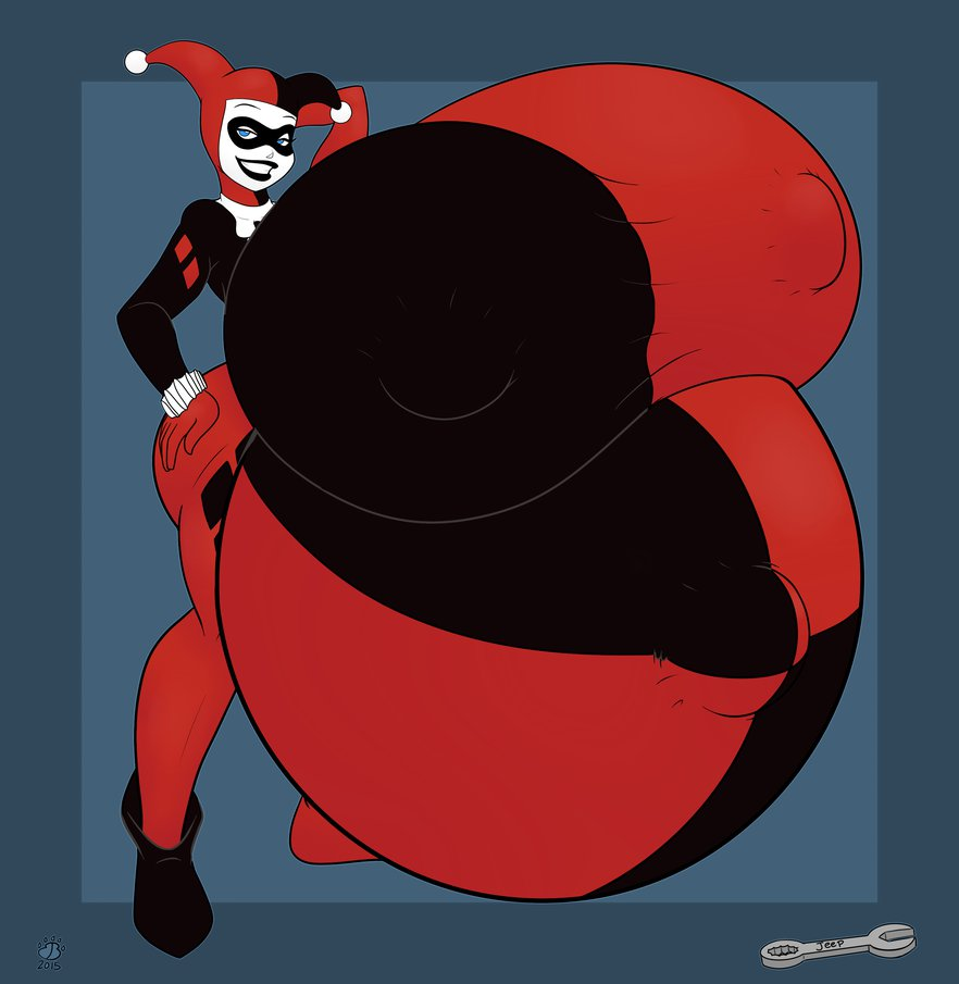 harley_quinn_color_by_schrodinger1-d90bvuk